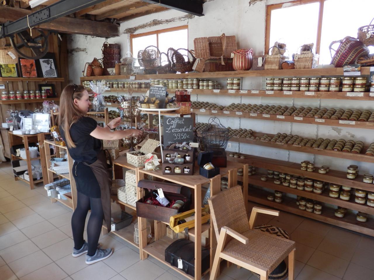 Le magasin des Canardises