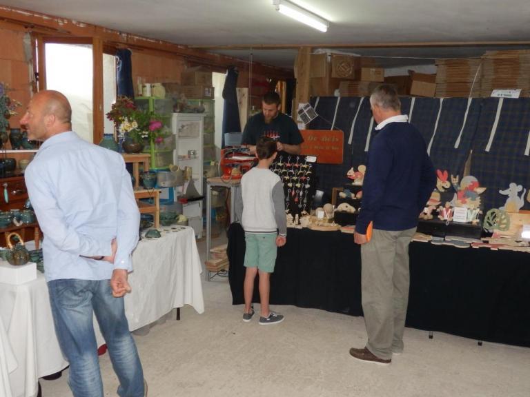 Un monde de bois - Jeux et objets en bois